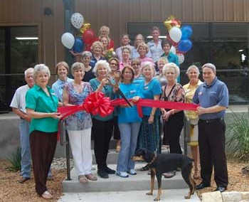 Resale Shop Ribbon Cutting